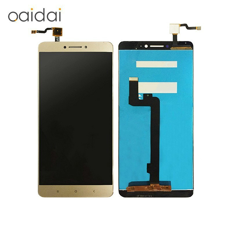 For Xiaomi MI Max Mimax LCD Display Touch Screen Mobile Phone Lcds Digitizer Assembly Replacement Parts With Free Tools