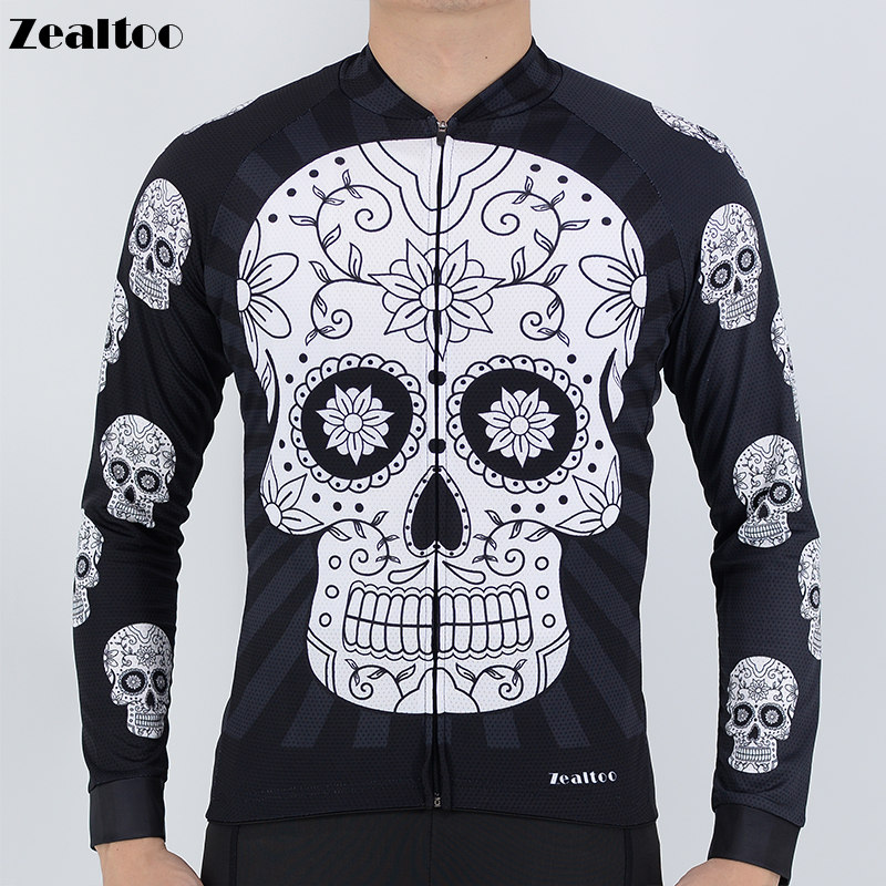 2018 Team Winter cycling clothes Thermal Fleece Cycling Clothing Cycling Wear Cycling Jersey Long Sleeve ciclismo Maillot in Cycling Jerseys from Sports Entertainment