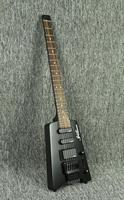New headless black electric guitar, portable travel guitar, Steinberg electric guitar free shipping