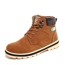 Big Size 39-44Mens Fashion Martin Boots Genuine Leather Shoes Men's Ankle Spring Booties Cowboy Boot Fashion Casual Shoes150