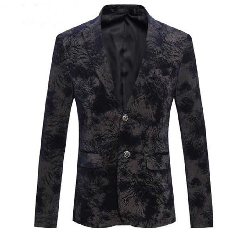 Spring And Autumn New Style Most Fashionable Suit Small Business Leisure Suit Jacket 2018 Long Sleeved Suit Jacket