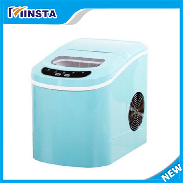 Small Commercial Ice Machine Portable Automatic Maker Household Cube Make For Home Use