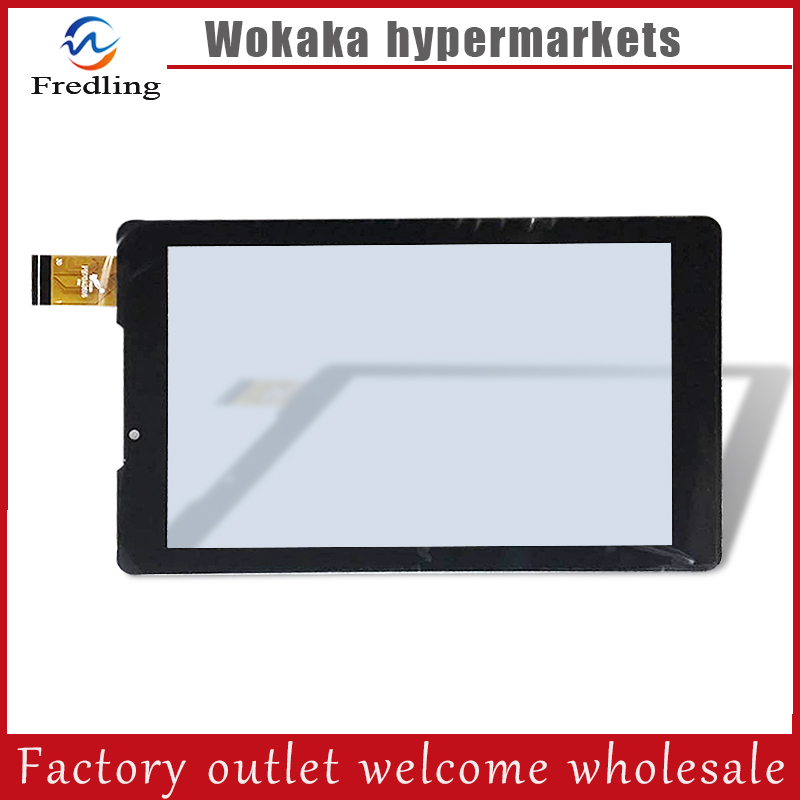 New touch screen digitizer glass Panel Sensor For 7Prestigio MultiPad Wize 3767 3757 3787 3G Tablet Free Shipping