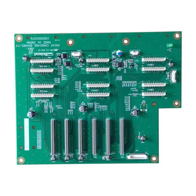 Generic Roland XC-540 / XJ-640 / XJ-740 Print Carriage Board dx4 printhead capping station for roland sp 540 vp 540 sj 1000 sj 1045 xj 740 printer cap top