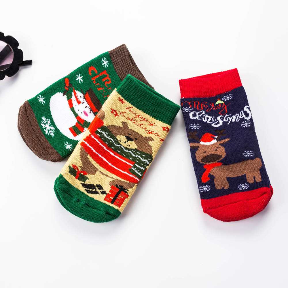 Novelty & Special Use Merry Christmas Unisex Low Cut Ankle Socks 19x8cm 3d Printed Xmas Pattern Sock Cute Baby Girl Casual Cotton Sock Costumes & Accessories
