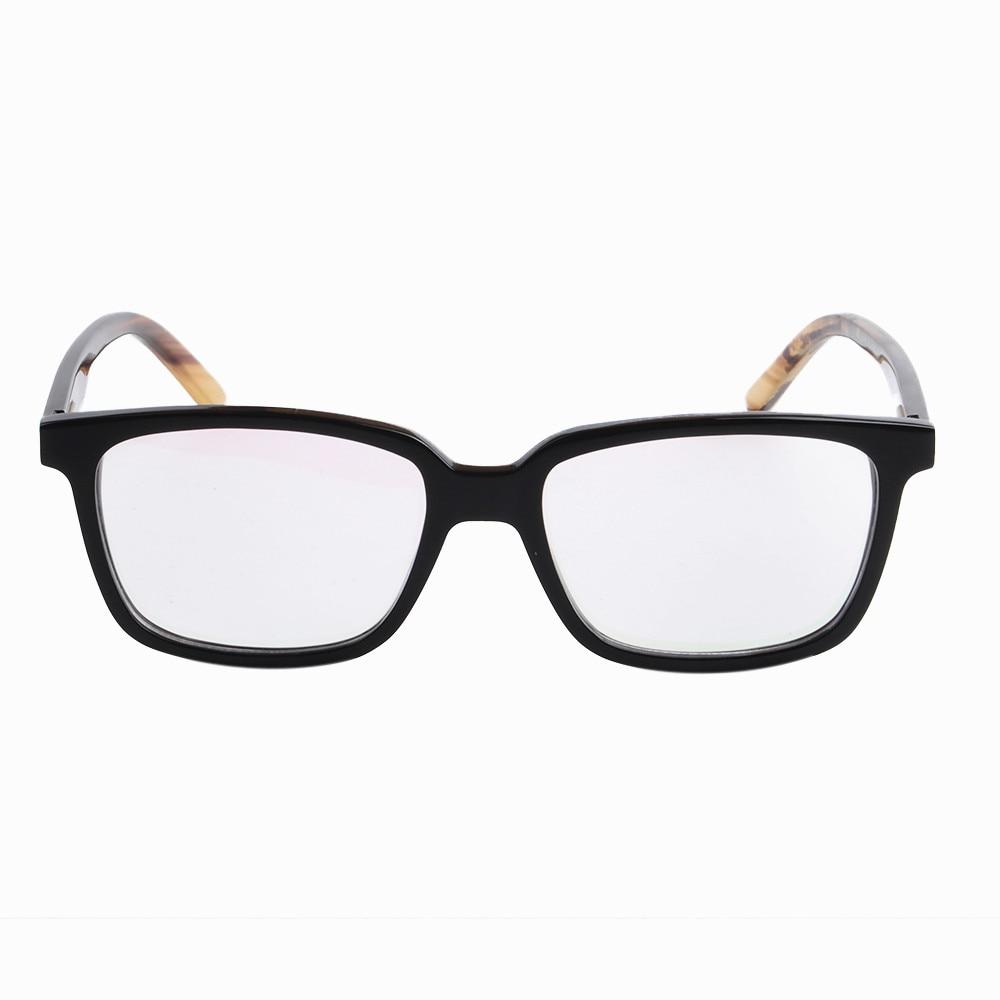 LONSY Nuevo Retro Cuerno De Búfalo Gafas Marcos de Los Vidrios Ópticos Gafas  de Moda Marco Mujeres de Los Hombres de Alta Calidad LS4904 en Gafas de  Marcos ... 5c66d456a386