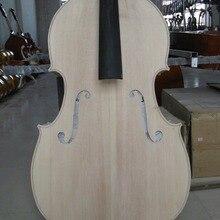 3/4 4/4 1/2 1/4 1/8-1/16 и 4 струны, незавершенные двойные басы, благородный Отличный звук из твердой древесины 2