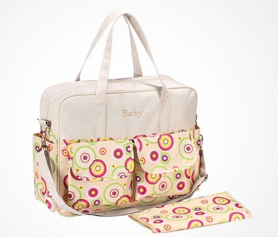 Promition! Tote Baby Shoulder Diaper Bags Durable Nappy Bag Mummy Mother Baby Bag