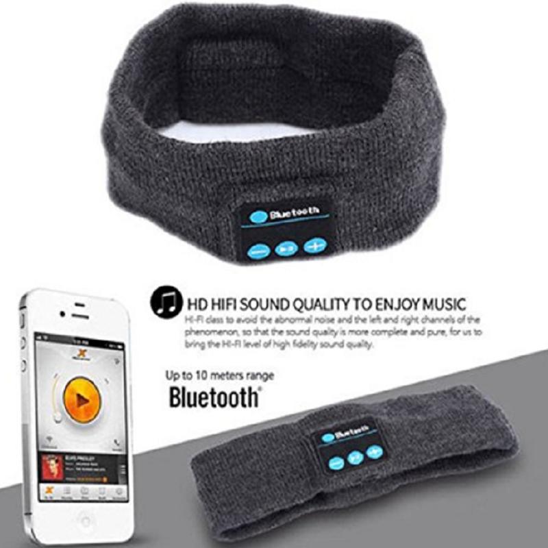 Fone Bandana Bluetooth Ouvido