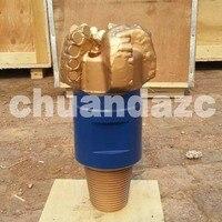 Высокое качество 6 дюймов 152 мм 5 лезвий стальной корпус PDC бит масла и бурение по добыче газа оборудование