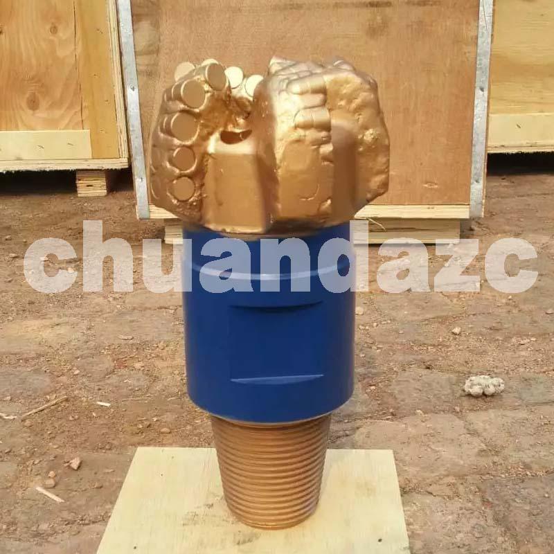 купить High quality  6inch 152MM 5 blades steel body PDC bit oil and gas drilling equipment недорого