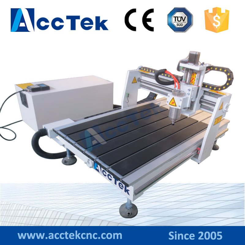 2017 ACCTEK hot sale cheap price mini woodworking machine new model computer controlled wood carving machine  цены
