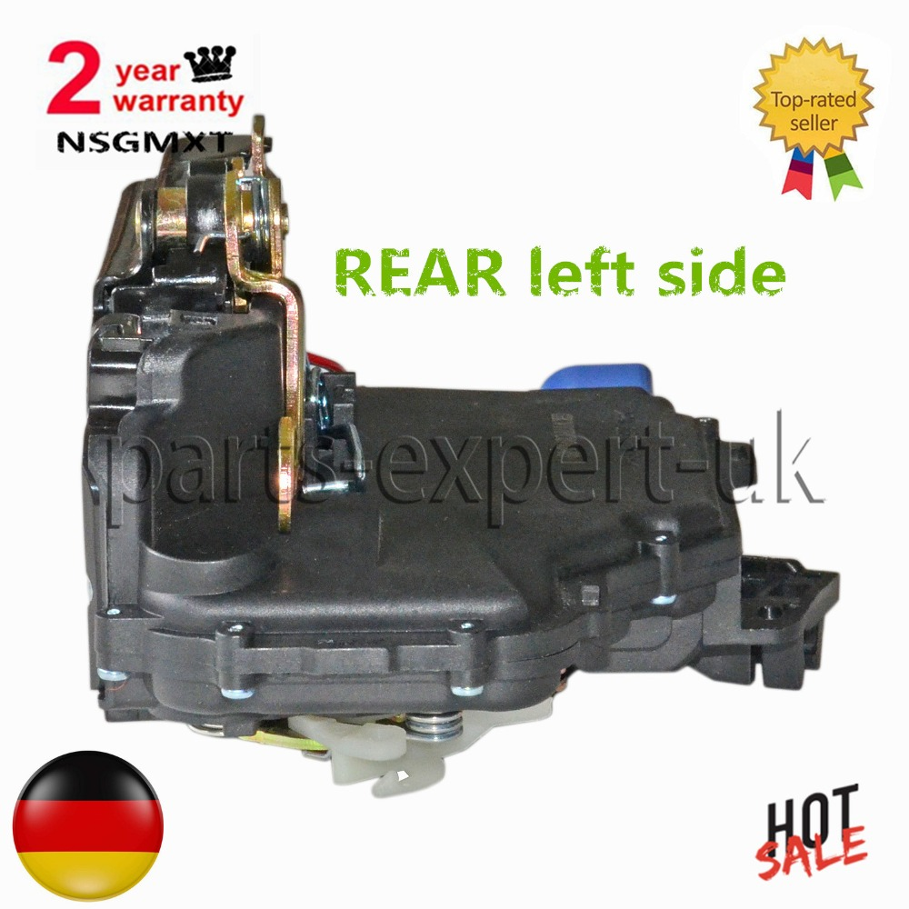 AP01 REAR Left Side Door Lock Actuator For Skoda Fabia With Switch For Central Locking  3B4839015AG  3B4839015AN