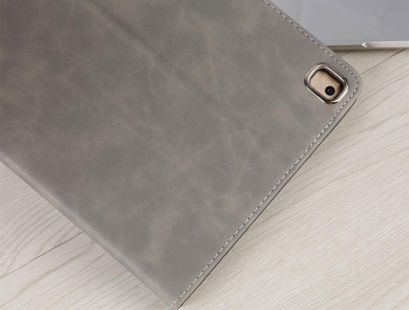 Luxury Case For ipad Pro 11 inch 2018 Silicone Soft Back Slim Leather Smart Cover Auto Sleep  Wake Up For ipad Pro 11 Case (7)