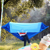 270 X 145 Cm Ultra Large 2 People Sleeping Parachute Hammock Chair Hamak Garden Swing Hanging