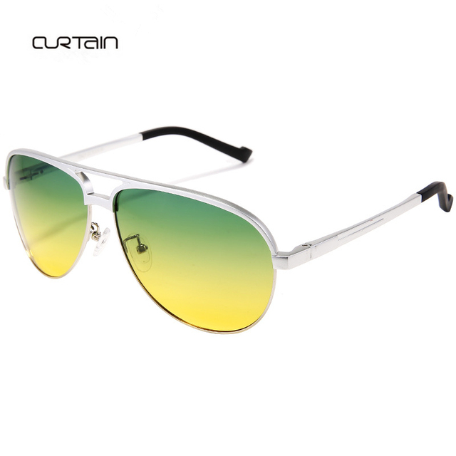 b327bed78d4 2018 new polarized sunglasses aluminum magnesium alloy safe driving glasses  fashion HD outdoor sport Night vision