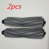 2pcsOriginal Roller Main Brush Bristle For Chuwi Ilife A6 X620 X623 Vacuum Robot Cleaner Parts Accessories