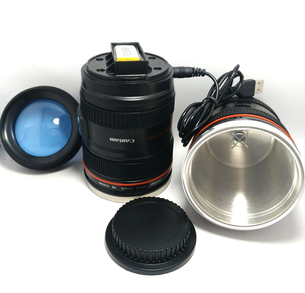Buy Electric Caniam Slr Camera Lens Cup