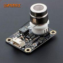 Dfrobot altamente precisão sensível co2 dióxido de carbono sensor v1.2 MG 811 sonda compatível com arduino para detecção de qualidade do ar