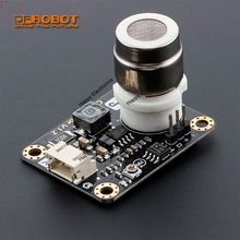 Dfrobot 고정밀 민감한 co2 이산화탄소 센서 v1.2 MG 811 프로브는 공기 품질 감지 용 arduino와 호환 가능