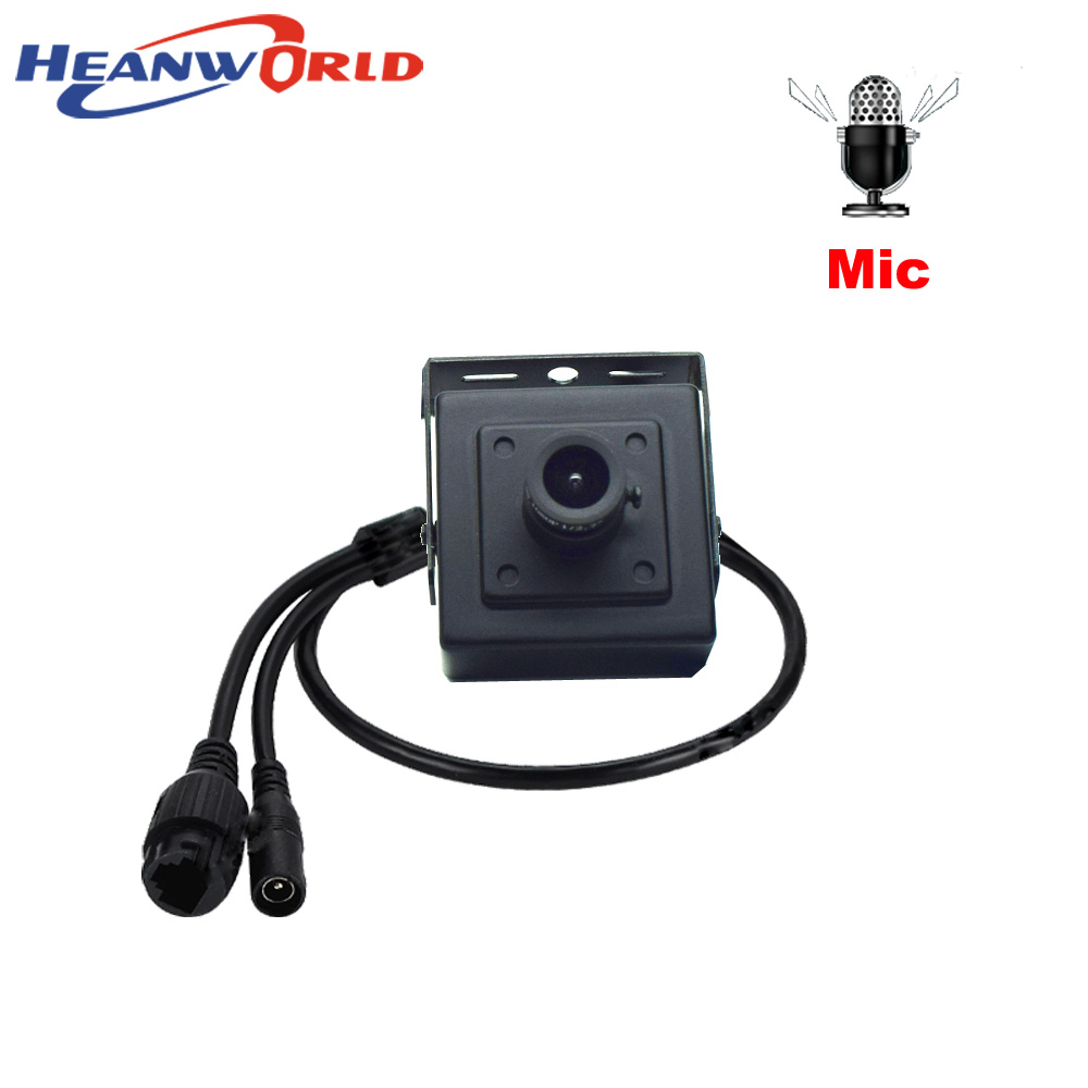 Candid Sony Imx323 Very Mini 1080p Ahd Camera 1080p 720p 2.0mp Metal 3.7mm Cone Lens Super Small Surveillance Products Cam Have Bracket Video Surveillance Surveillance Cameras