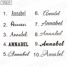 Popular Fonts Stickers-Buy Cheap Fonts Stickers lots from