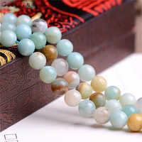 Natürliche Turmalin Runde Stein Kristall Tschechische Perlen Lose Facettierten Spacer Rondelle Perlen für Schmuck Machen DIY Perles Berloque