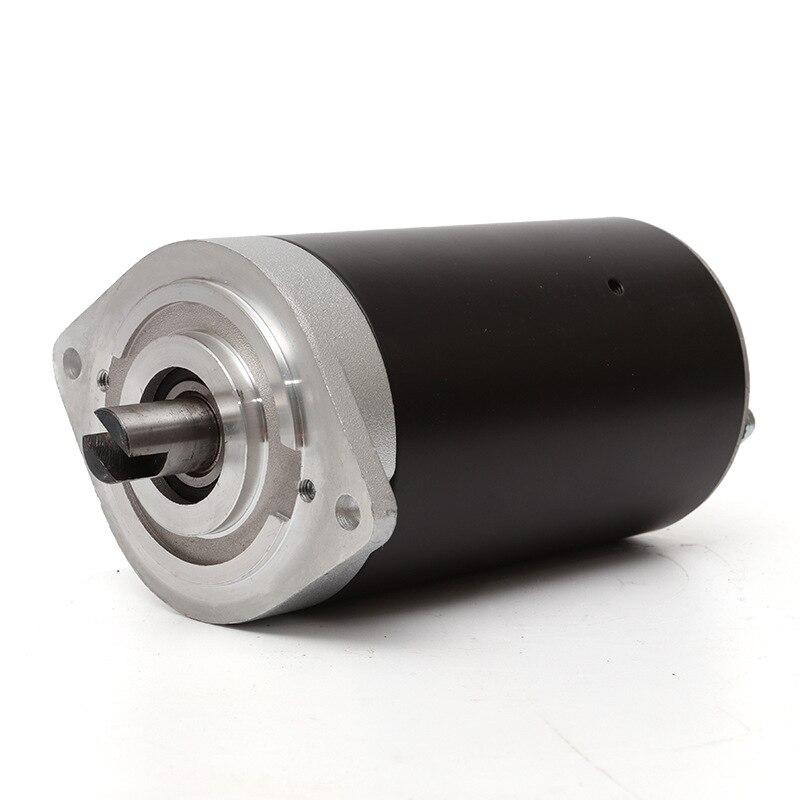 Bomba de aceite sin escobillas de 800 w, el motor de cc tiene una unidad de potencia pequeña, unidad de potencia de motor de máquina de cable de cobre