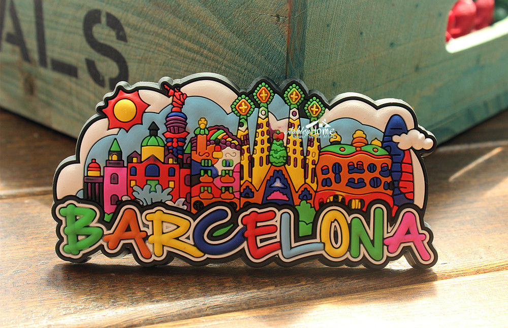 Compare Prices on Souvenir Fridge Magnet Barcelona- Online ...