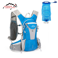 Motorcycle Backpack Man Nylon Rucksacks Pack Road Bag marathon Knapsack Riding Backpack Woman Water Bladder Running Bag
