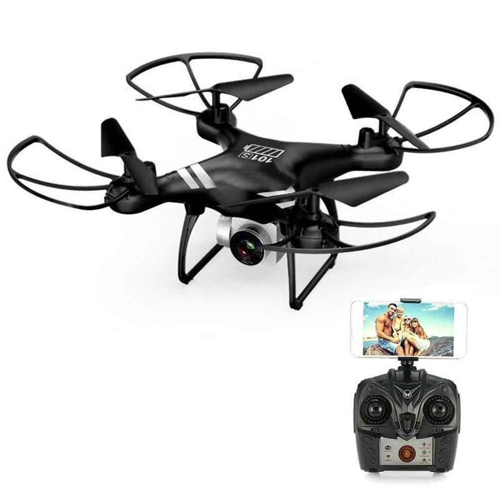 KY101S long-life four-axis drone camera 720p high-definition real-time aerial vehicle remote control aircraft model toy