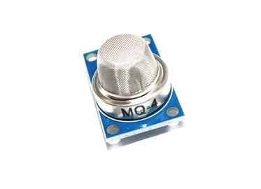 MQ4 MQ-4 natural gas, methane sensor module Connector ...