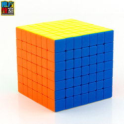 Moyu MF Classroom 7Layers Cube MF7S Cube Seven Layer Black or Stickerless or White Cube Puzzle Toys For Children Kids