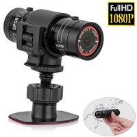 Full HD 1080P DV Mini Waterproof Sports Camera Bike Helmet Action DVR Video Cam Futural Digital