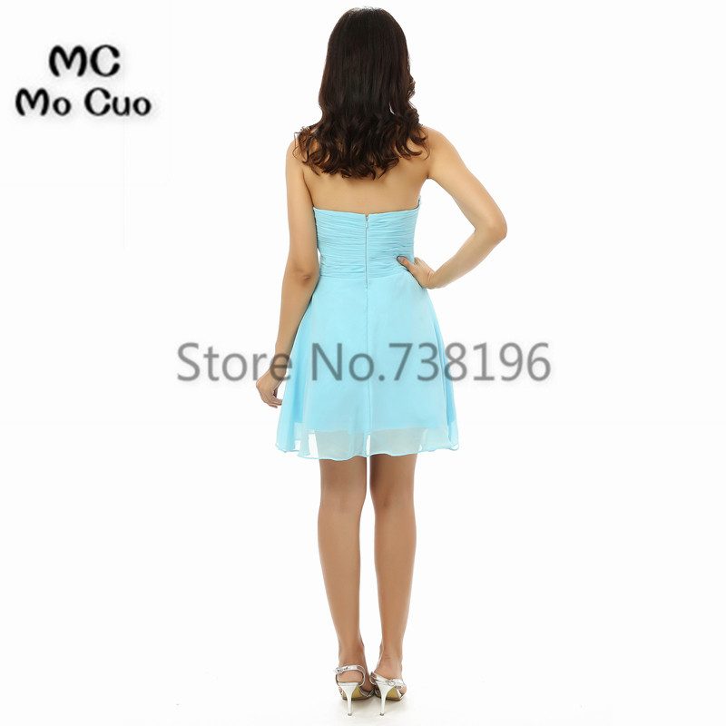 8th grade prom dresses homecoming dress cheap peach a line mini appliques cocktail party dress above knee cheap Graduation Girls