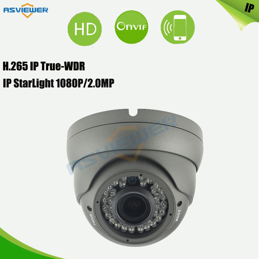H.265 True WDR Star Light 2MP IP Security Camera IMX290 Sensor 36pcs IR Vadal proof IP Dome Camera AS-IP2301SDH.265 True WDR Star Light 2MP IP Security Camera IMX290 Sensor 36pcs IR Vadal proof IP Dome Camera AS-IP2301SD