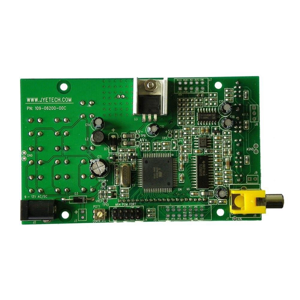 I2c Spi Can Uart Lht00su1 Virtual Oscilloscope Logic Analyzer In Rtd Circuits K Type Thermocouple Sensor Plugs Adapter Walmart Lixf Dso062 Digital 1 Mhz Analog Bandwidth 20 Msa S Diy Kit For