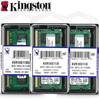 Kingston DDR3 Memory Ram 1600Mhz 2GB 4GB 8GB For Laptop Notebook Sodimm Memoria Module DDR 3