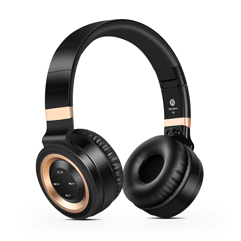 Fashion Sports Bluetooth Headphone With Mic Wireless Headphones Support TF Card FM Radio Bass Headset for iPhone Xiaomi PC TV ks 508 mp3 player stereo headset headphones w tf card slot fm black