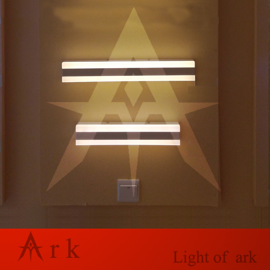 ?ark light modern 40cm ? LED LED 14W LED Modern ? Acrylic Acrylic Wall Lamp Bathroom Mirror ...
