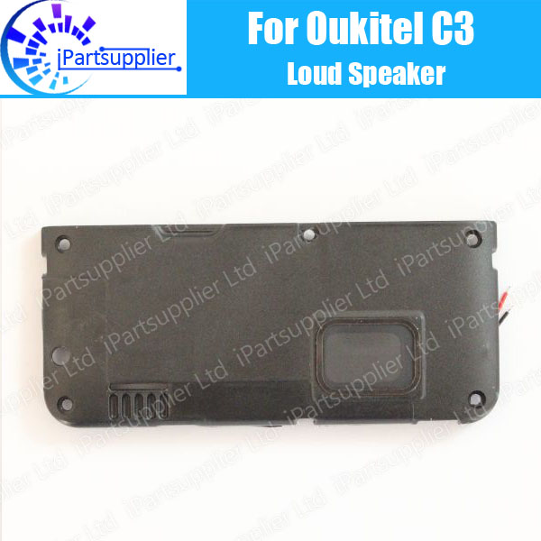 Oukitel c3 cubierta de altavoz 100% altavoz original nueva durable case accesori