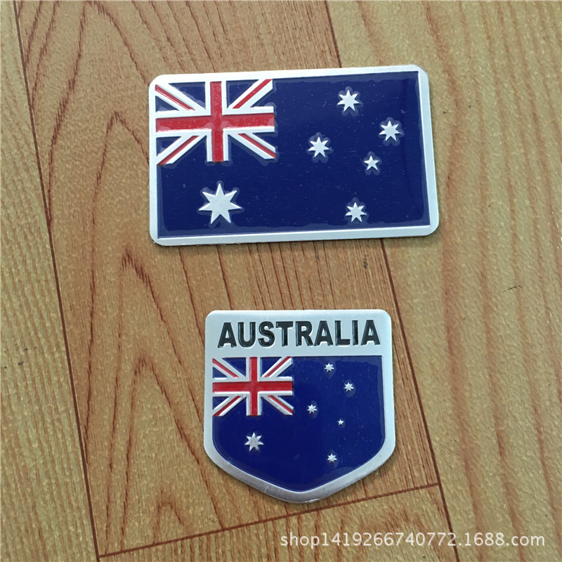 Online Get Cheap Australian Flag Sticker Aliexpresscom Alibaba - Custom car decals australia   how to personalize