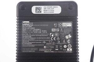 Image 4 - 330 ノートパソコンの充電器 Dell の Alienware M18X R1 R2 R3 17 R1 R4 R5 X51 R2 R3 Y90RR 0Y90RR ADP 330AB D EU 米国のプラグイン 7.4*5.0