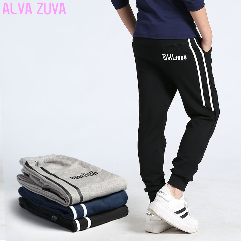 Teenager Trousers Terry Cloth Children Kids Casual Sprots Pants For Boy 6-14 T Clt278