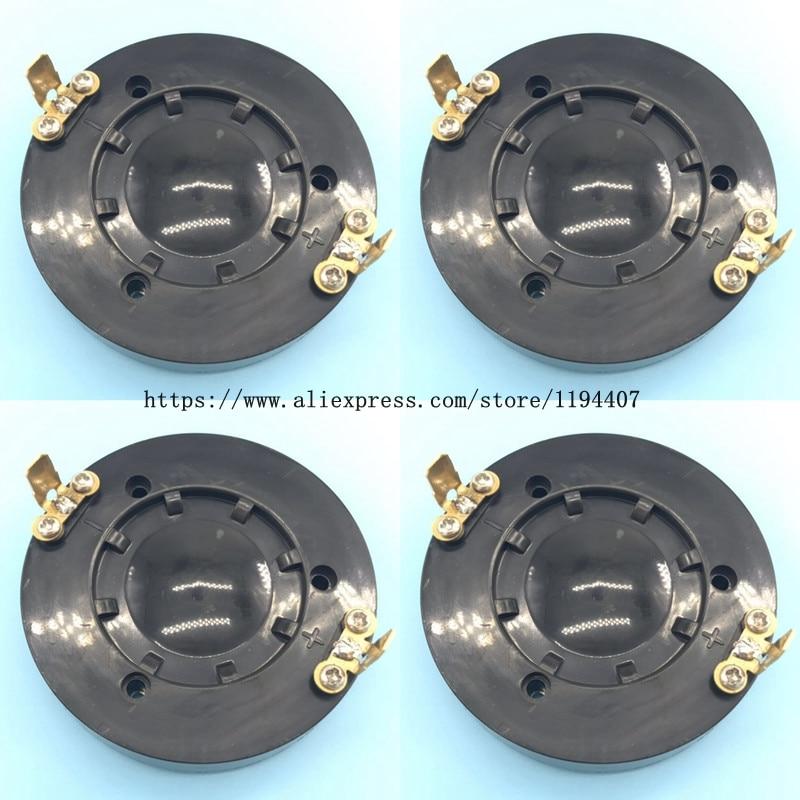 4pcs Diaphragm for Behringer Eurolive B1520 B208 B300 Horn Driver 34T30D8