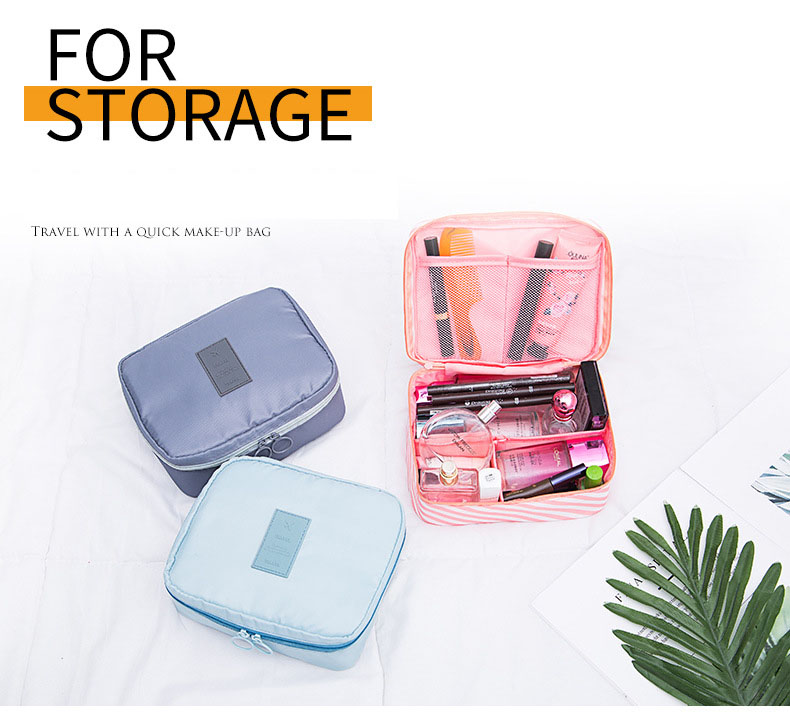 fbc6b64dcf New Cosmetic Bag Women Hot Sale Multifunction Makeup Bags travel Toiletries  Organizer Waterproof Female Storage Make up Cases-in Cosmetic Bags   Cases  from ...
