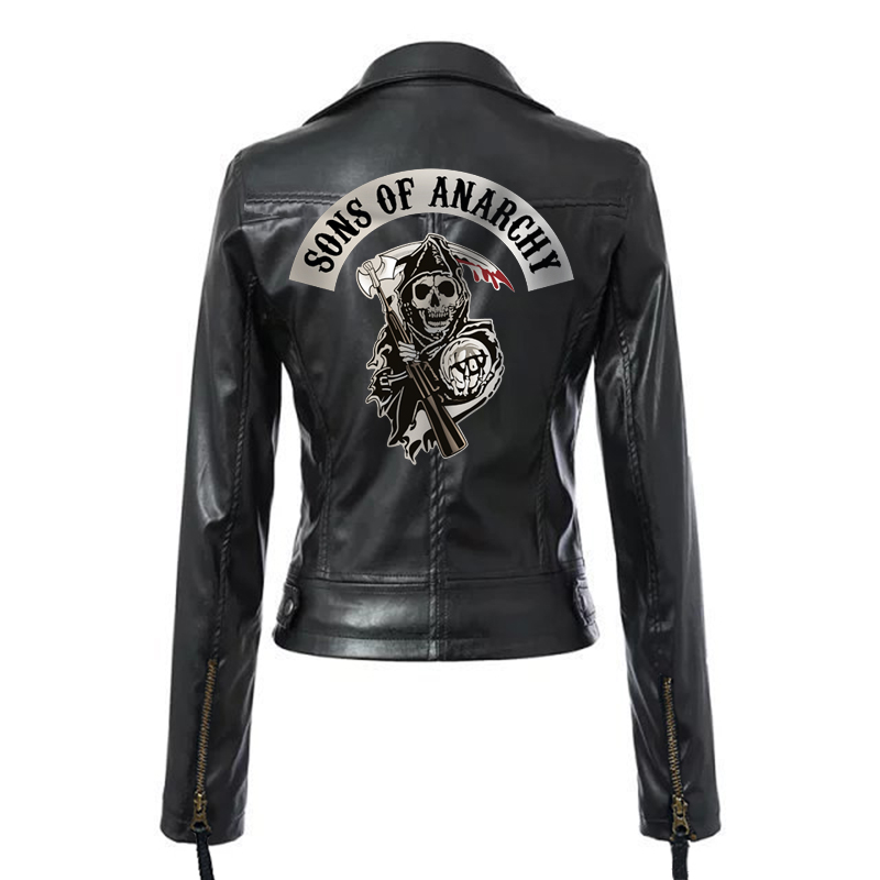 Chaqueta Sons Of Anarchy Chica 2.0