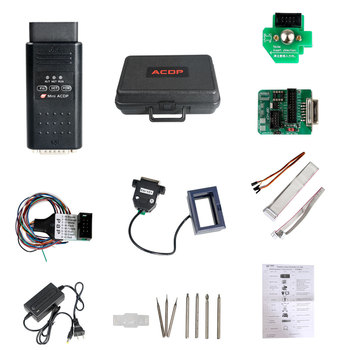 Yanhua Mini ACDP Master with Module1  CAS1-CAS4+ IMMO Key Programming and Odometer Reset Adapter