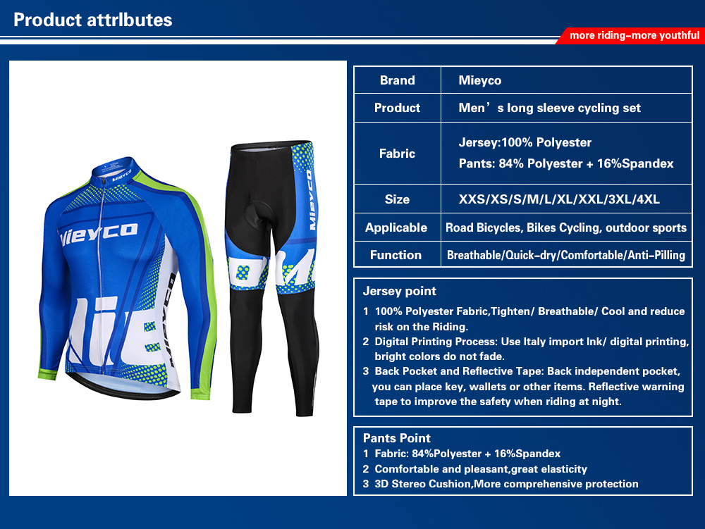 maillot uniforme do esporte mtb bicicleta roupas