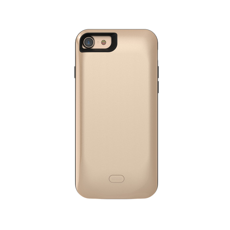 Charger Case For iPhone 7 Power bank Battery Case 5000mA For iPhone 8 External Charging Case Mobile Phone Power Bank Cover Cases